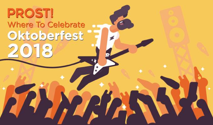 Prost! Where To Celebrate Oktoberfest 2018