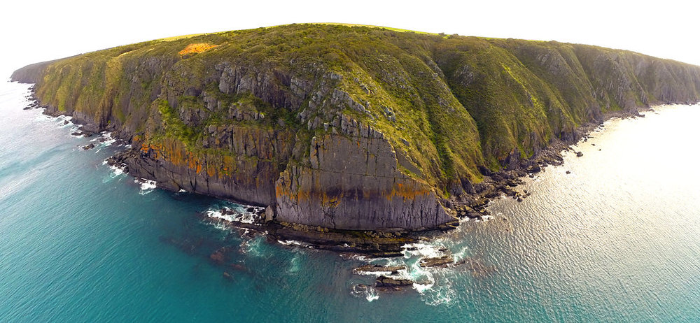 Newland Head Cliffs