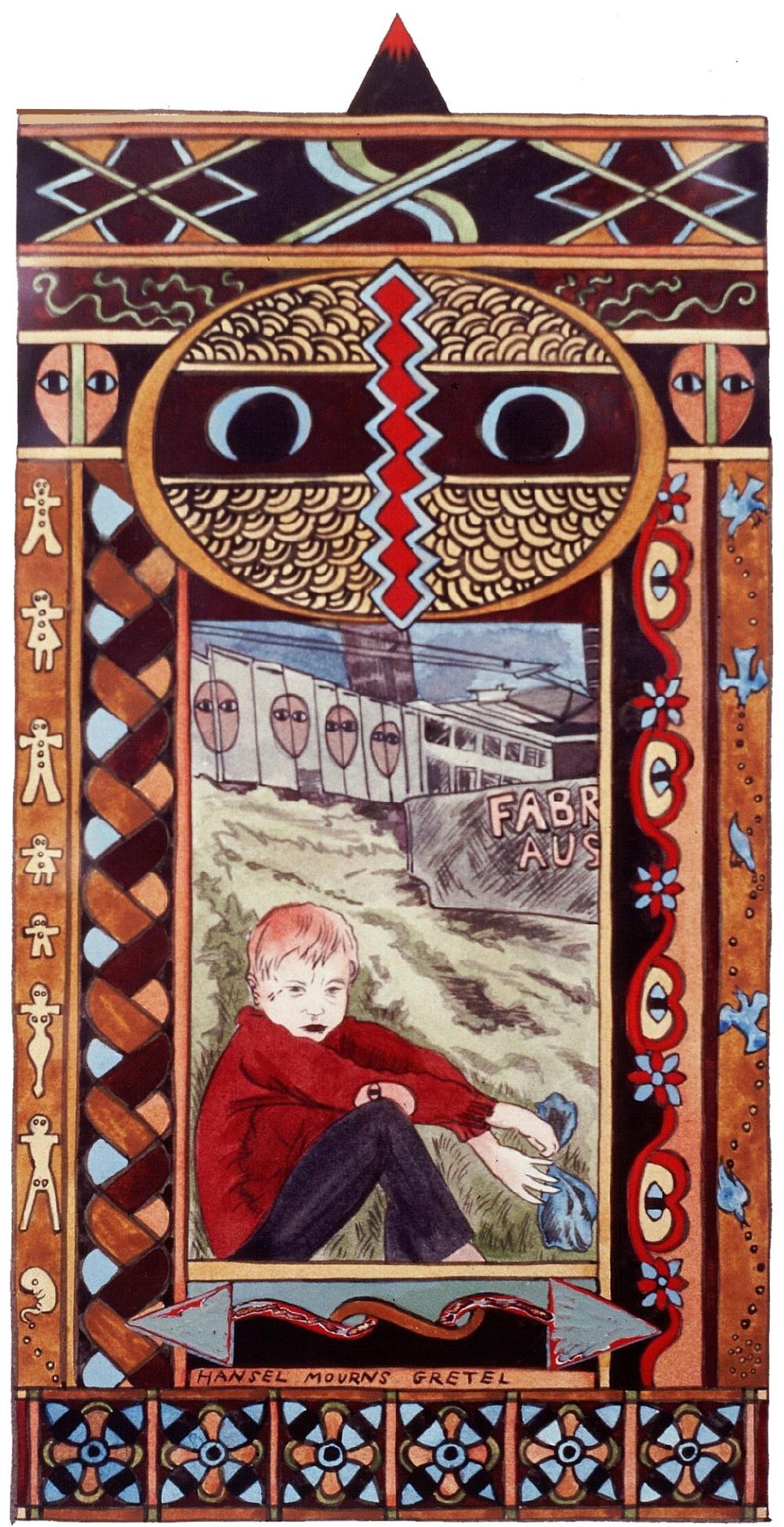 Hansel Mourns Gretel