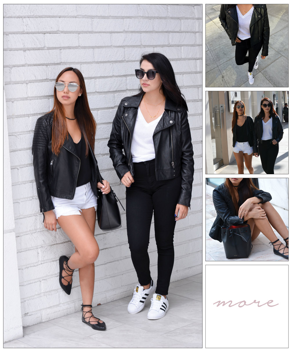 Did you think fashion month was over? Think again. Here at PDA it's always fashion month. This time, the street style set is Rodeo Drive, a place where you can find the latest in trends.