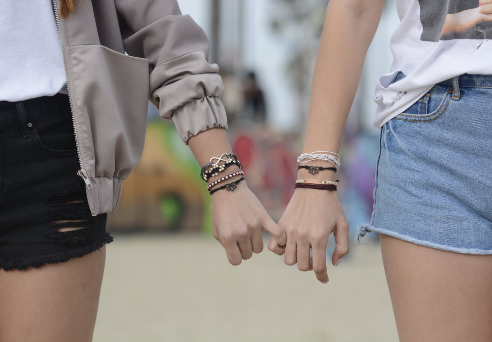 We recently received these bracelets from  Pura Vida . What makes them so special is that they are handcrafted from local artisans from Costa Rica and encourages their philosophy of appreciating the simple treasures in life. If you like this, use our code PUBLICDISPLAYOFAPPAREL20 to get 20% off