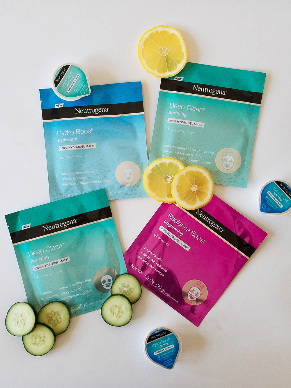 On the Go : Elissa is always traveling so she loves to have travel size products to pack in her bag. These on the go masks are perfect for re-energizing your skin to unwind after an eventful day.