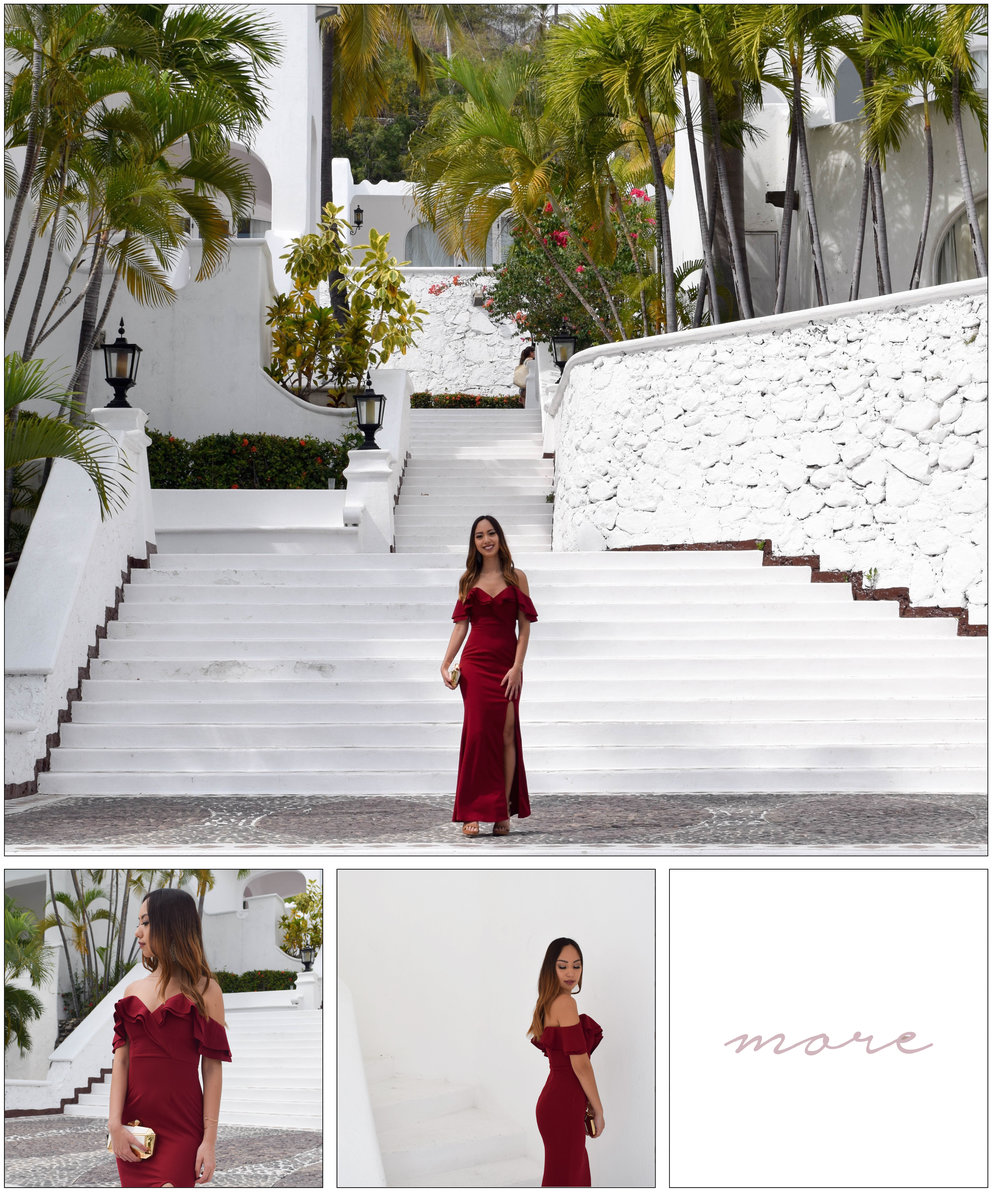 I was lucky to experience my first wedding abroad, in Mexico! Click here to read all about my experience and see more details on my outfit! 💃🏻