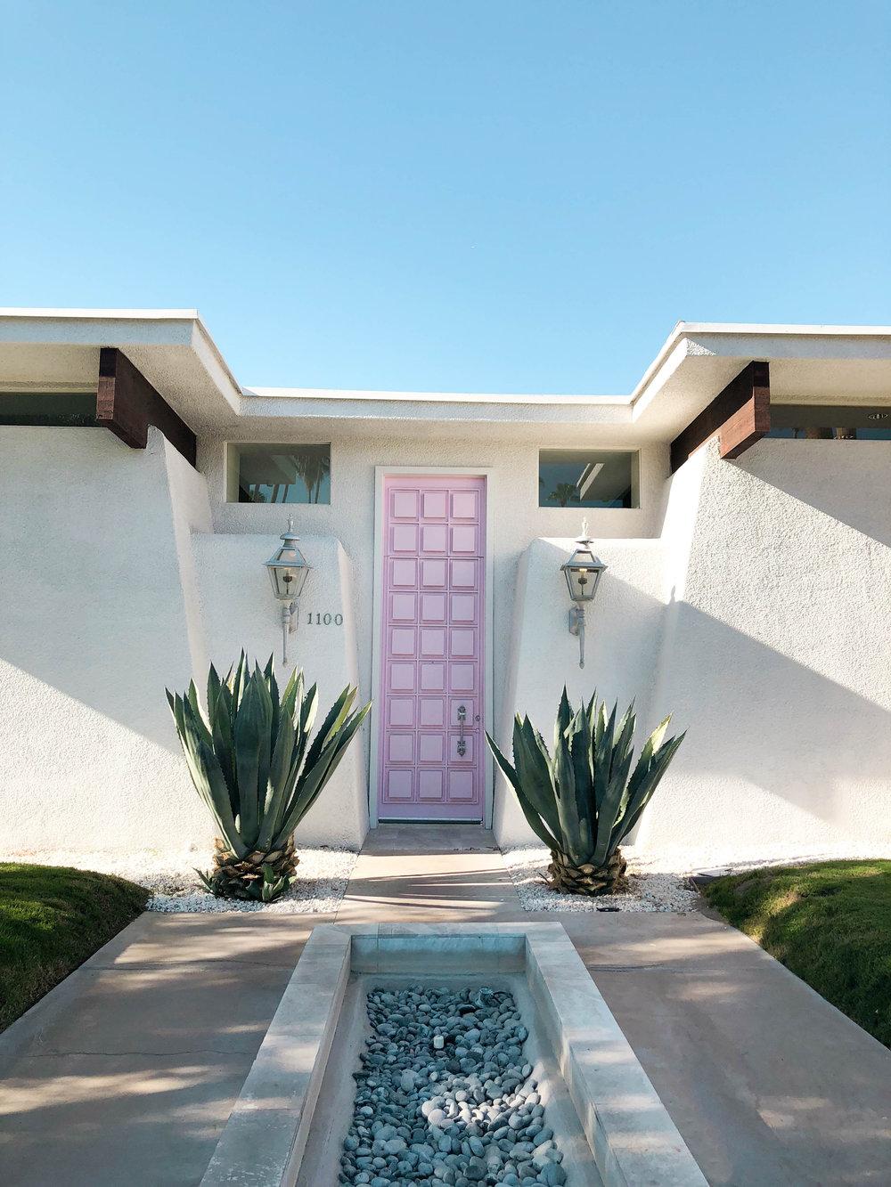 Address: 1100 Sierra Way, Palm Springs