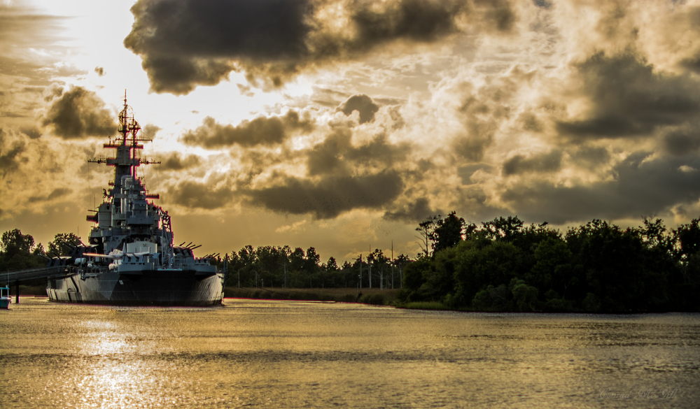 USS North Carolina - Wilmington, NC