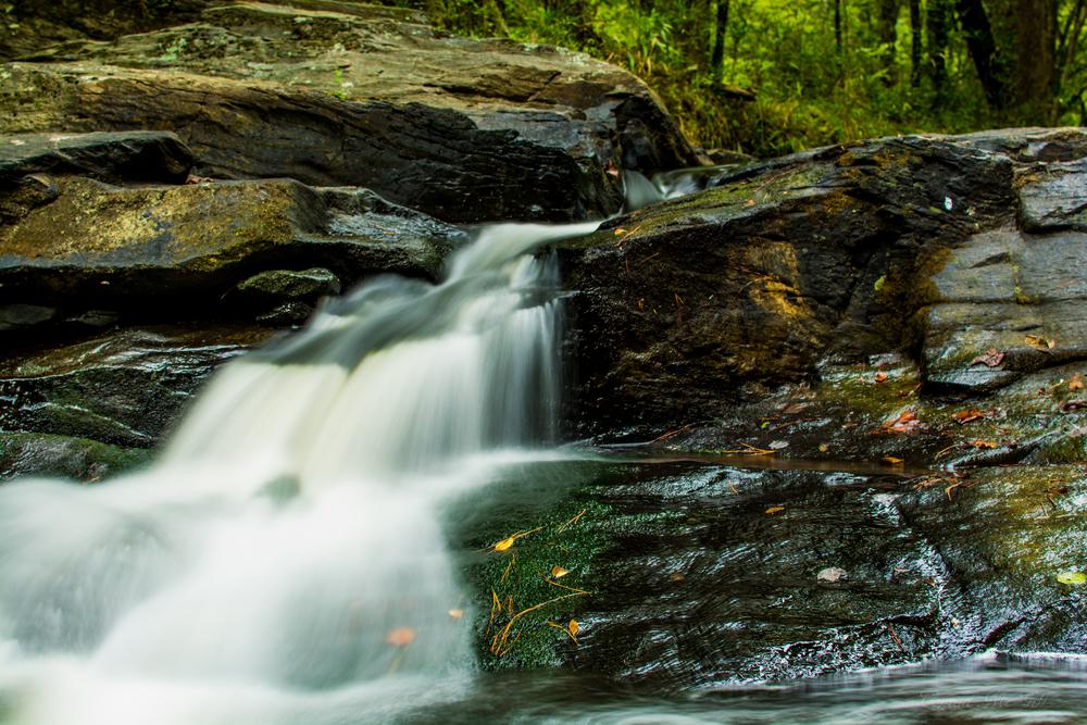 Raven Rock Falls - Lillington, NC