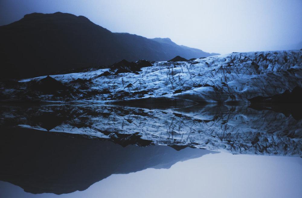 sólheimajökull glacier - Iceland