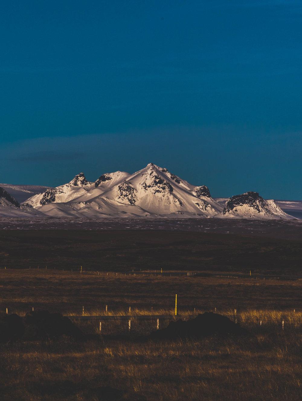 Near Gullfoss - Iceland