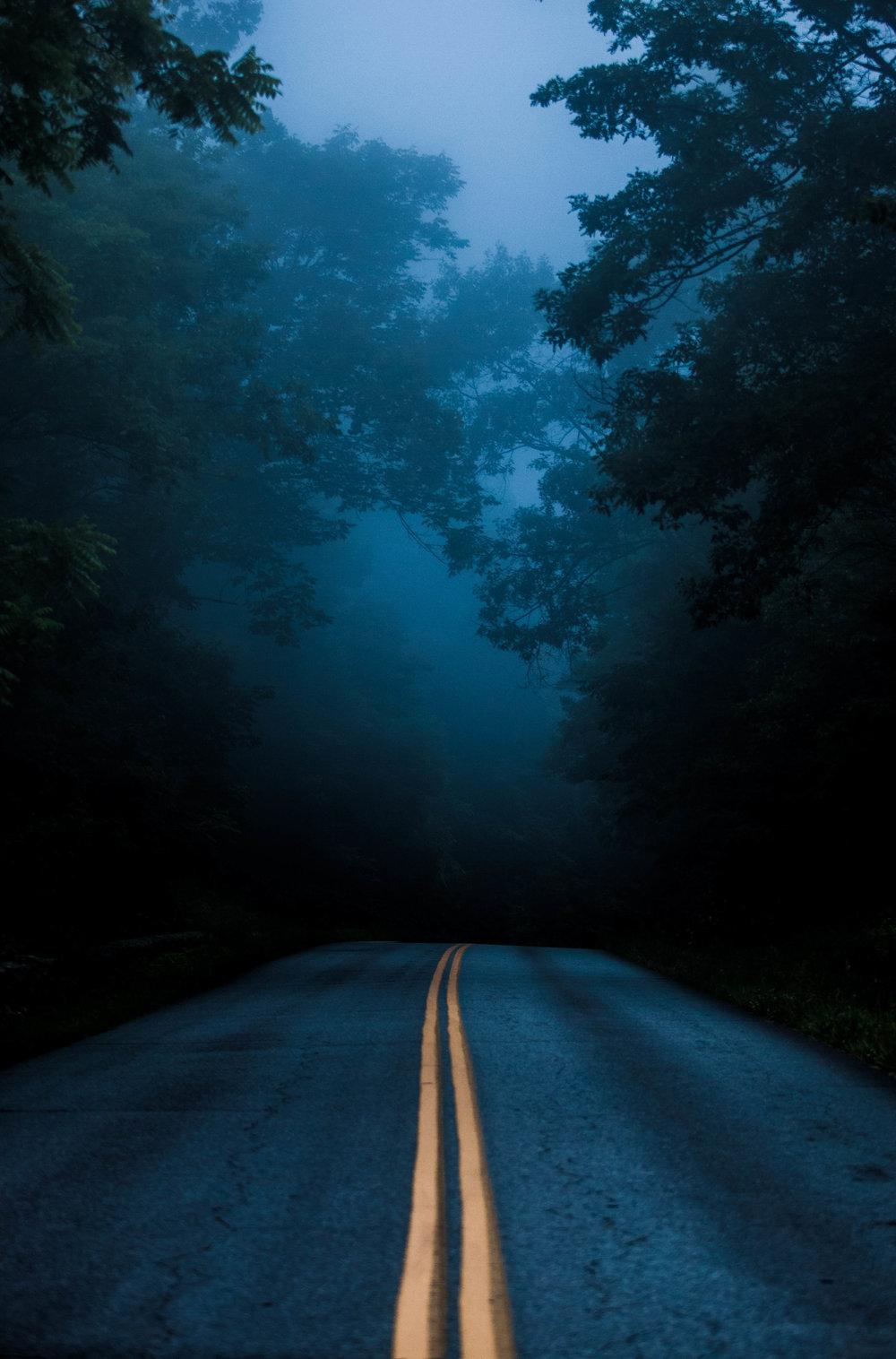Blue Ridge Parkway - Boone, NC