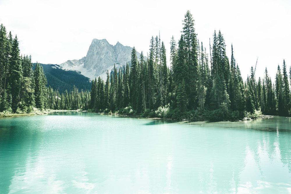 Emerald Lake - British Columbia