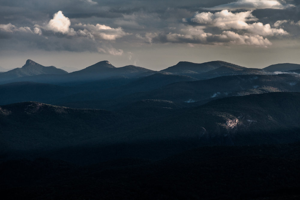 Blue Ridge Mountains - NC