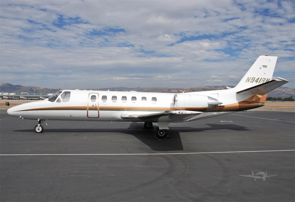 1998 Citation Ultra 560-476 2411 TT, 661 SHOT, 1462 cycles, (2) Garmin 750 Nav/Com/GPS w/WAAS & LVP coupled approaches, ADS-B, TCAS II, 880 radar altimeter, KHF-950, Primus 1000. NDH
