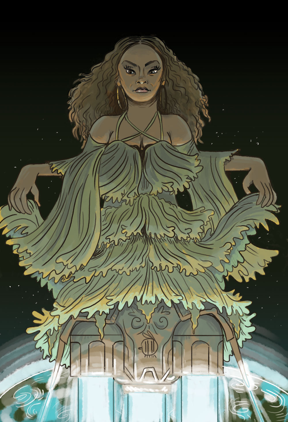 Beyoncé (Pop Rocks Vol. 2 Cover)