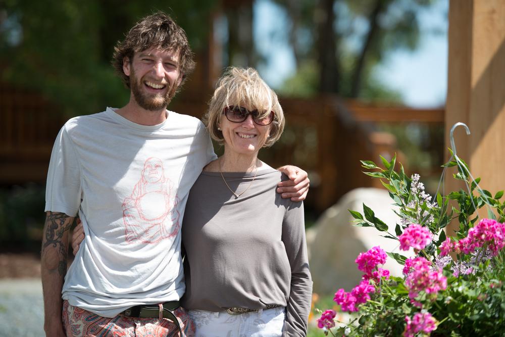 Colleen & Chris Turyk of Unsworth Vineyards
