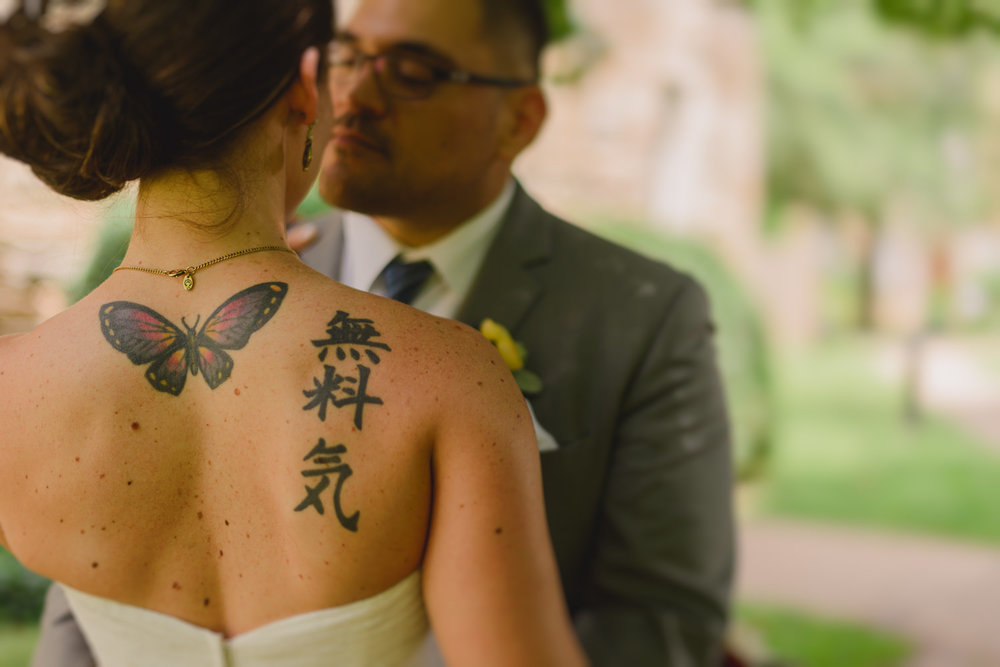 fotografo de bodas mexico - mexico tattoo wedding photographer