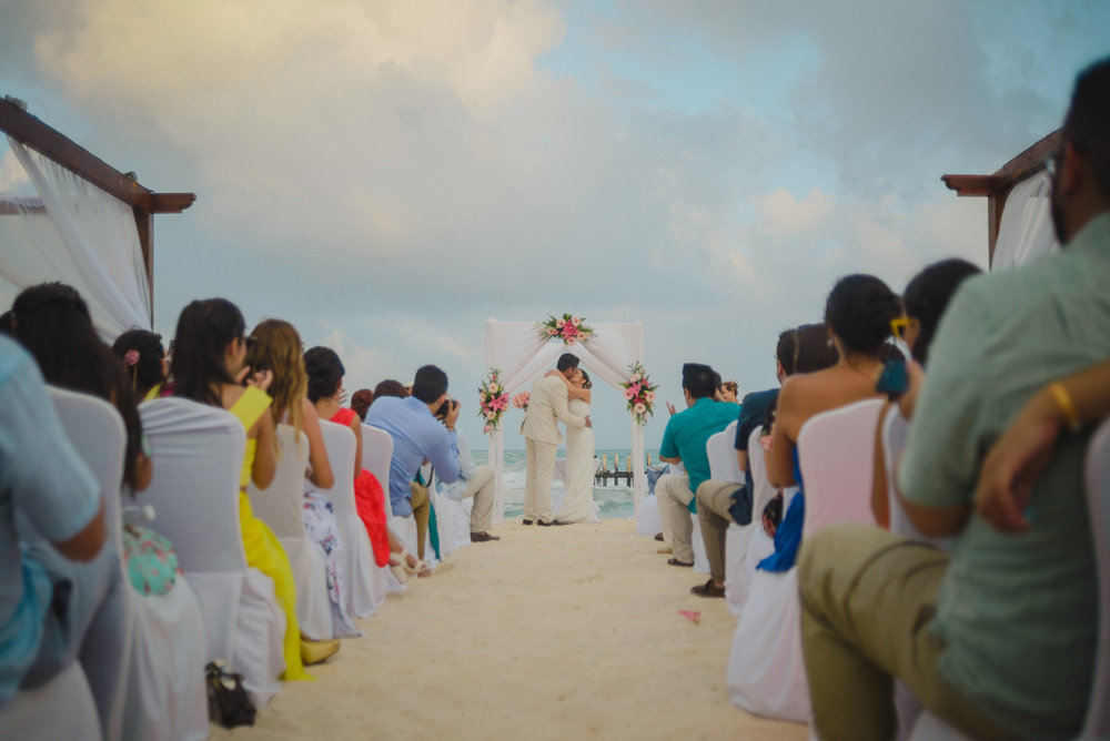fotografo de bodas mexico tulum playa del carmen cancun beach playa- mexico wedding photographer