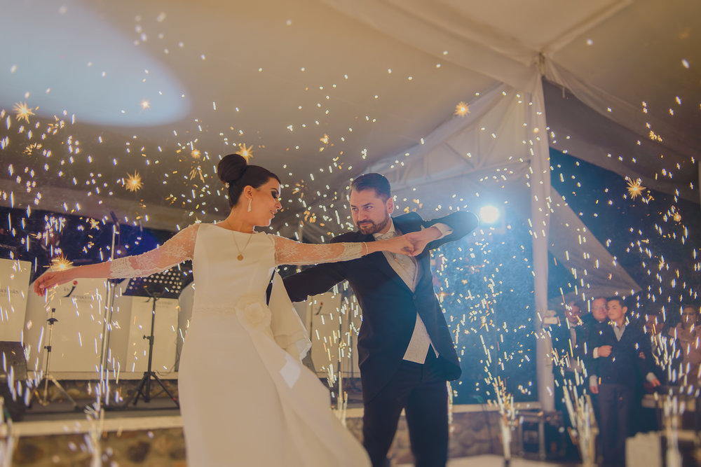 fotografo de bodas mexico - mexico wedding first dance photographer