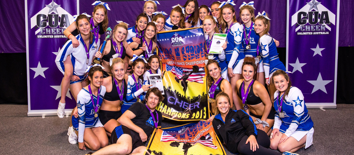 Our Story Cheer Unlimited Australia