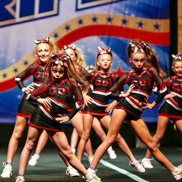 Did someone say SASS? #cuastars #cheer @cheerdanceintensity
