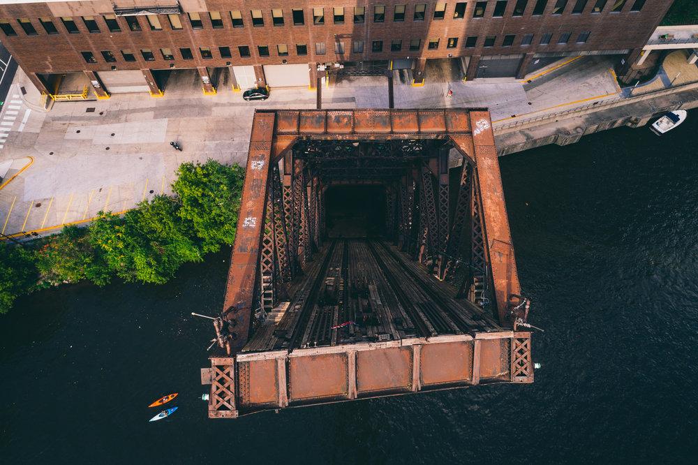 Kinzie St. Bridge, Chicago