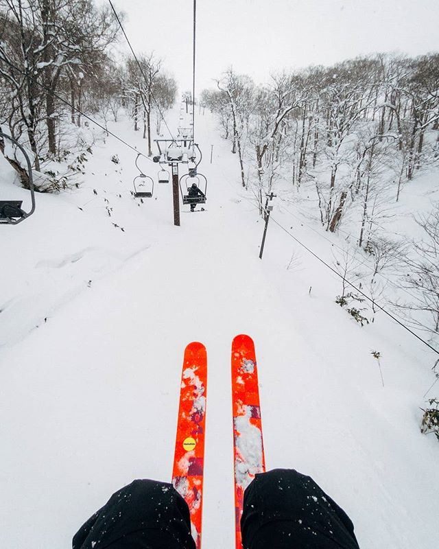 Skiing in Japan has been on my list for a very long time now and can't get over how amazing this trip was. First run of the trip I  was nervous considering  I've only skied once in the last two years. No warm up run or anything just full send into the forest. Skiing under lifts or in the trees isn't allowed at most ski areas in Japan which led to us getting yelled at, warned, and eventually kicked out on the last day. All worth it though. The best part of riding here is the endless fresh tracks everyday and everywhere. But aside from all the powder some of my favorite moments were dropping in off a cornice straight into a tree, the brutal hike up from making a wrong turn into a gulley, skiing down to the road and piling into the van before anyone spots us, and Luke falling into a random hole and Matt almost decapitating him (always wear a helmet!) Parking lot beers and soaking in onsens. This trip has taught me too be comfortable charging full speed ahead even if you don't know where you're going, what's around the next corner, or will I make it through there? And that's  something I can not only apply too on skis but to life in general. Can't wait to do it all over again next year!  p.s. Derek and Friends guiding company officially open🇯🇵⛷️