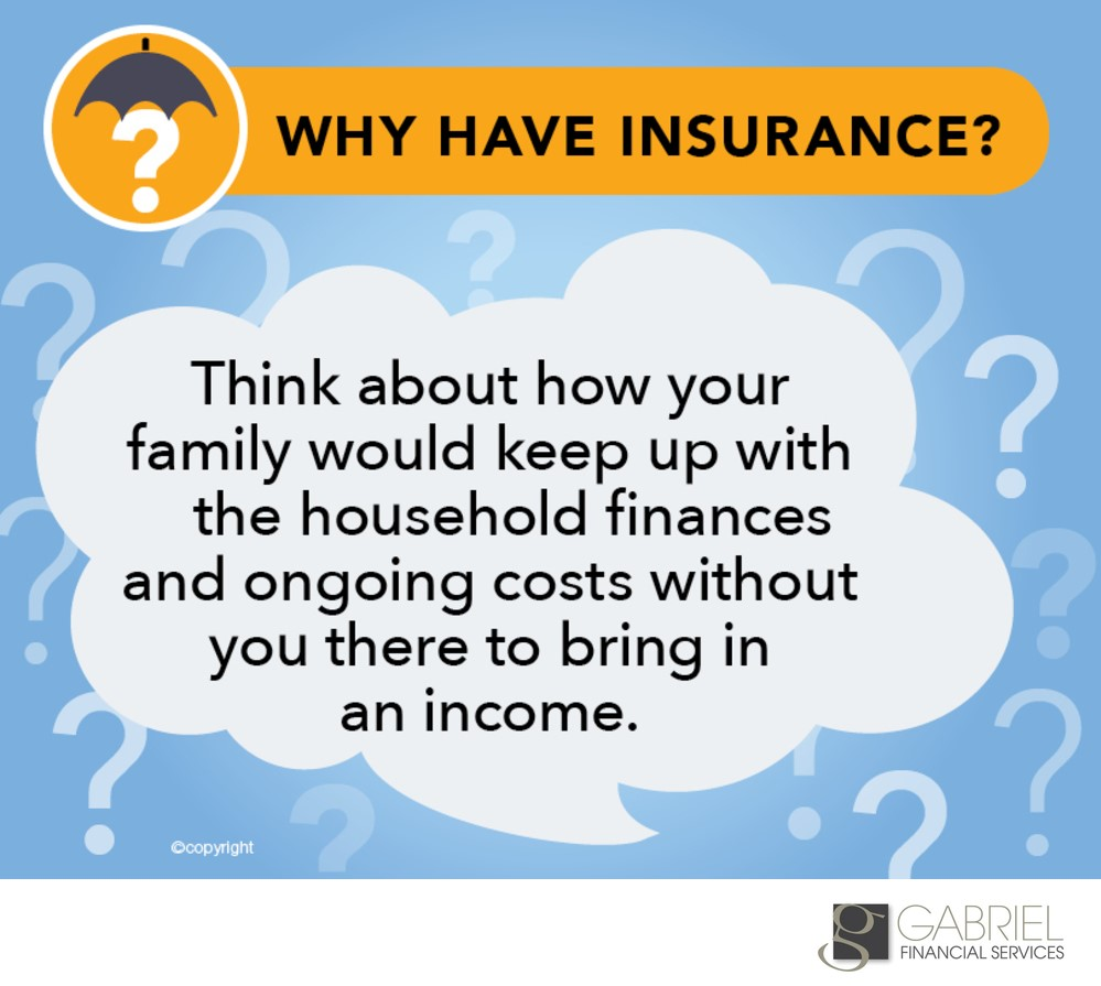 Can your family afford to live without your income