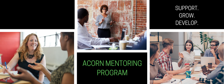 Join the Acorn Mentoring Program today