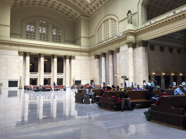 photo: Union Station / The West End
