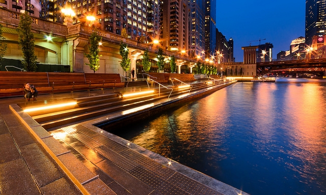 photo: River Walk / Harry Hitzeman
