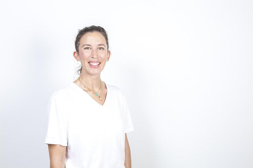 Rachel Johnston - Yin Restorative