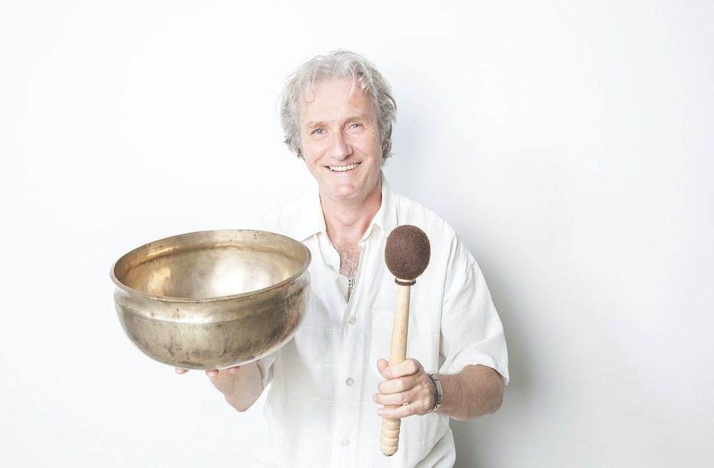 Frank Klank - Sound Journey // Singing Bowls