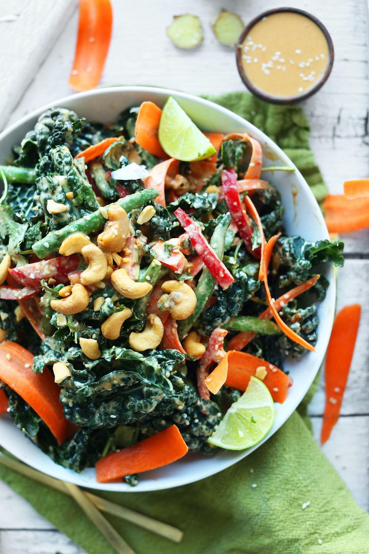Thai-Kale-Salad-The-Conscious-Club