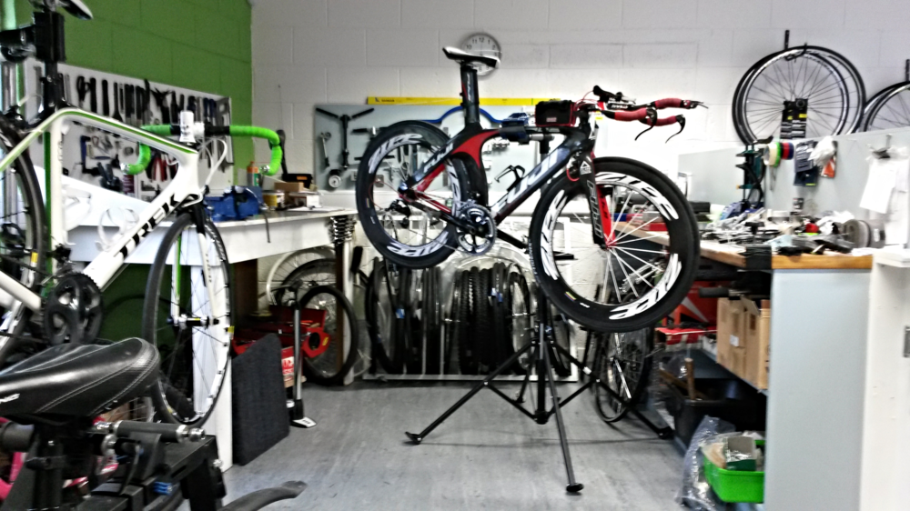 Services - We offer a full range of expert servicing, build and bike fit options