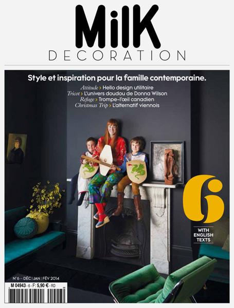 Milk / France / 2013.12