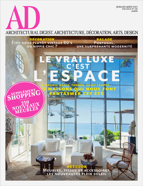 AD / France / 2013.07