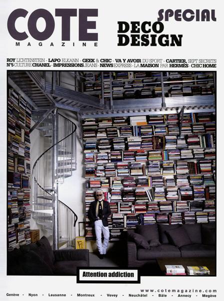 Coté Magazine / France / 2013.06