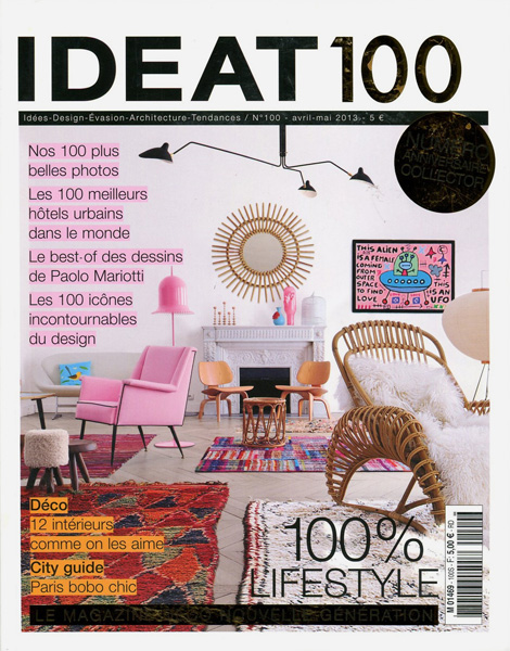 Ideat 100 / France / 2013.04