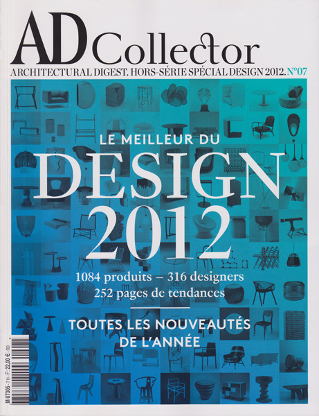 AD Collector / France / 2012.09