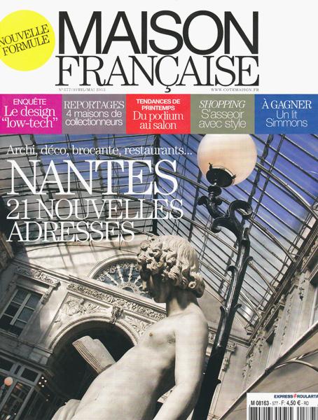 Maison Française / France / 2012.05