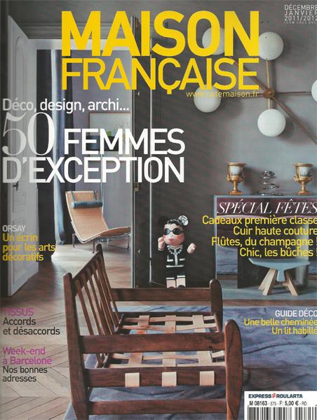 Maison Française / France / 2012.10