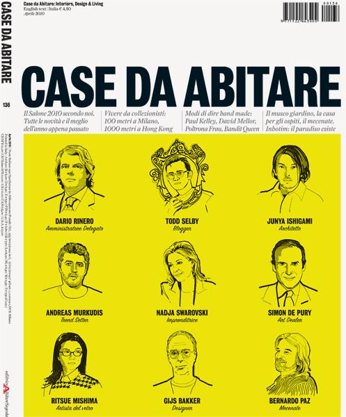 Case da abitare / Italy / 2010.04