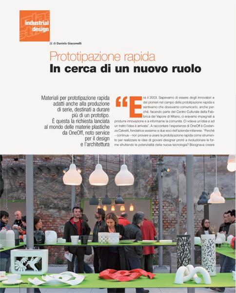 Plastix / Italy / 2008.10