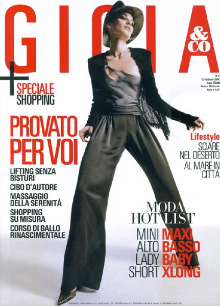 Gioia / Italy / 2007.02