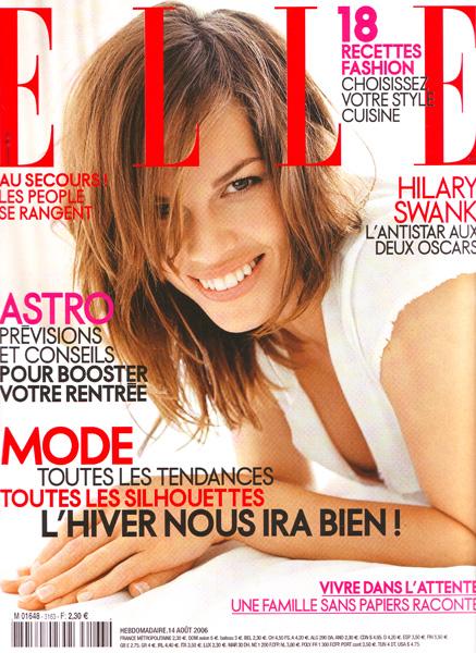 Elle / France / 2006.08