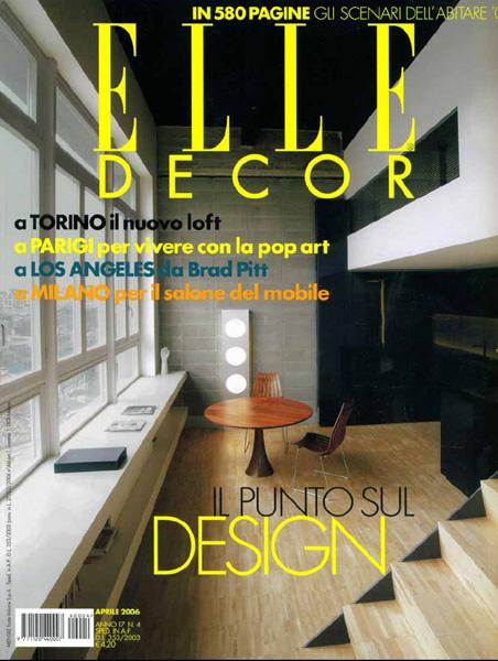 Elle Décor / Italy / 2006.04