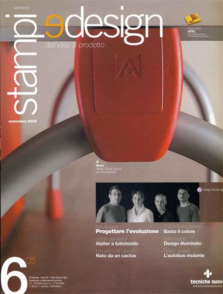 Stampi e design / Italy / 2005.11