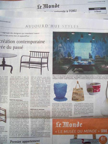 Le Monde / France / 2005.10