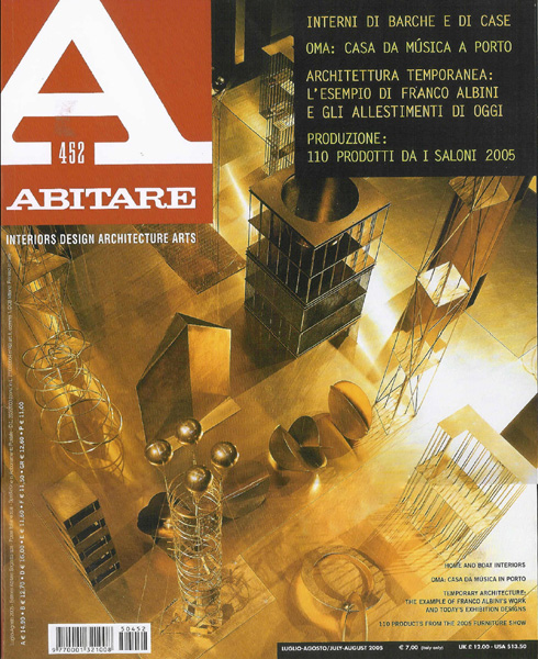 Abitare / Italy / 2005.08