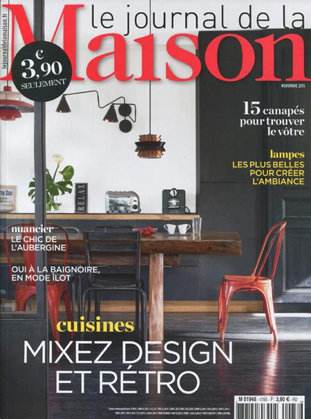LeJournalDeLaMaison / France / 2015