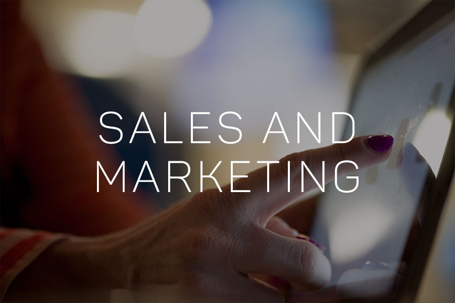 Sales & Marketing Videos